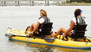 Los Mejores Kayaks A Pedales