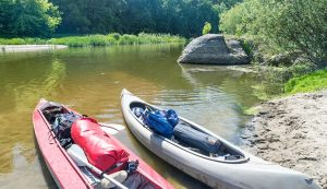 Las Mejores Bolsas Para La Cubierta Del Kayak