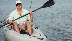 Las Mejores Palas De Kayak Para La Pesca